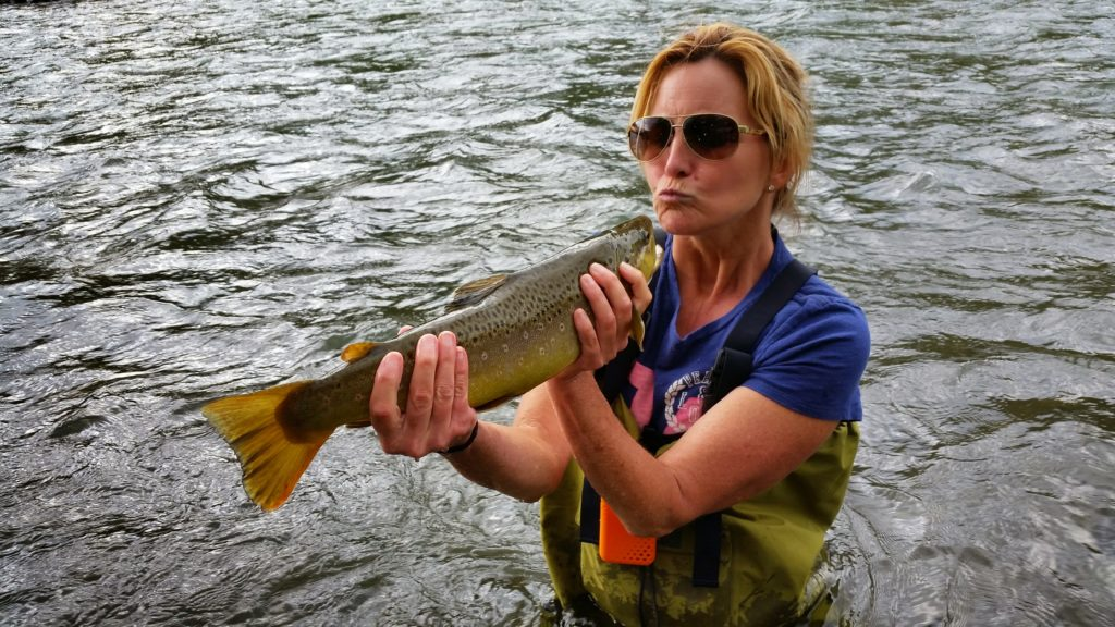 Provo river fly fishing guides and park city fly fishing for Provo river fishing report