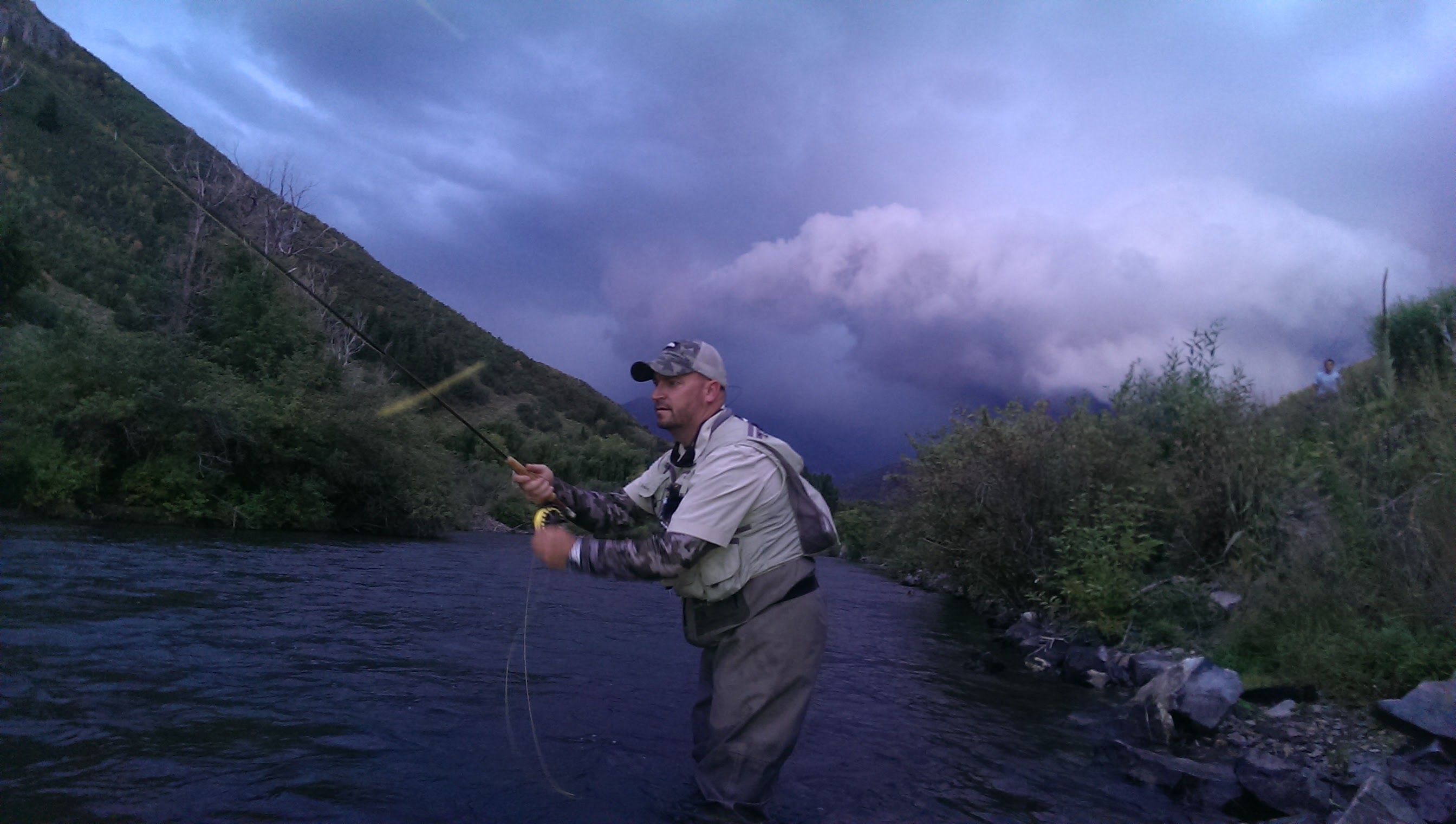 park city fly fishing guide service