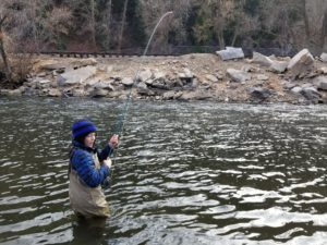 Park city fly fishing guides, Provo river fly fishing guides