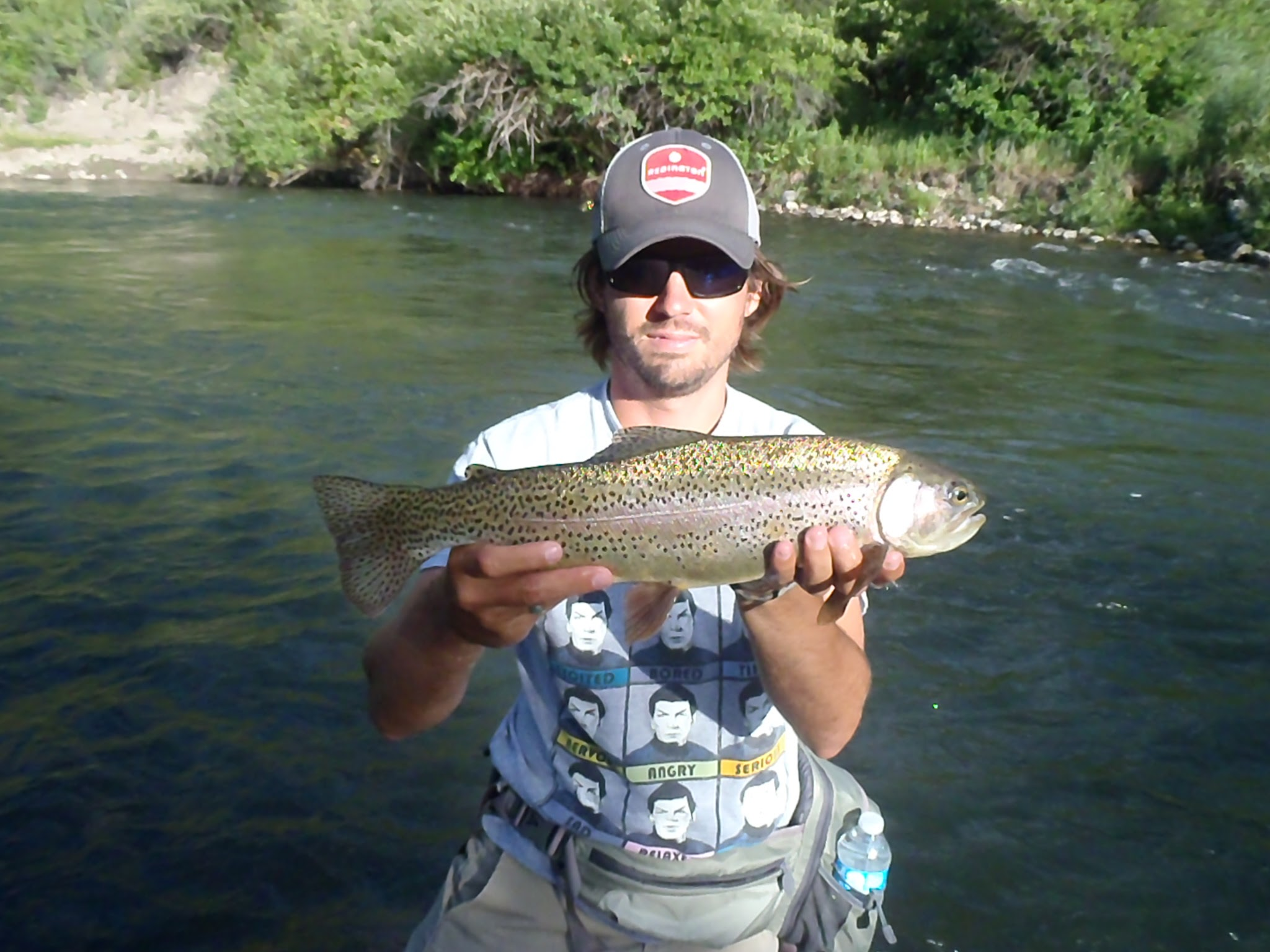Provo river fly fishing guides and park city fly fishing for Park city fly fishing