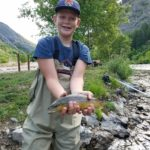 Park city fly fishing guides, Provo River fly fishing report